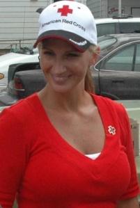 Brenda Warner likes the Red Cross. So do we Brenda, so do we.