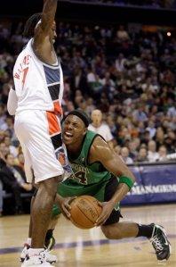 Celtics Bobcats Basketball