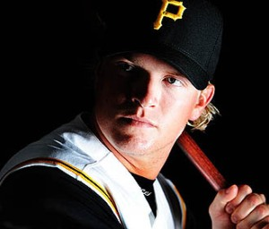 Hopefully Nate McLouth likes playing in the dark, because that's what playing in Pittsburgh is like.