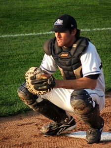 Tiger's prospect Dusty Ryan; just one more guy who was much better at baseball than me.