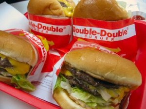 If Donald Sterlind ran In-n-Out these burgers wouldn't be near as tasty.
