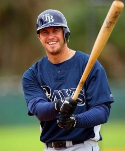 Any excuse to talk about Evan Longoria is a good excuse.