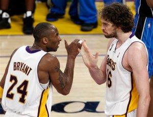 NBA Finals Magic Lakers Basketball