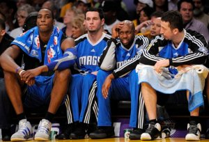 NBA Finals Magic Lakers Basketball